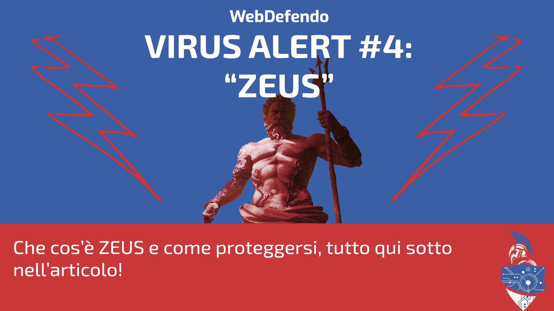 Zeus- Ritorno del famoso trojan