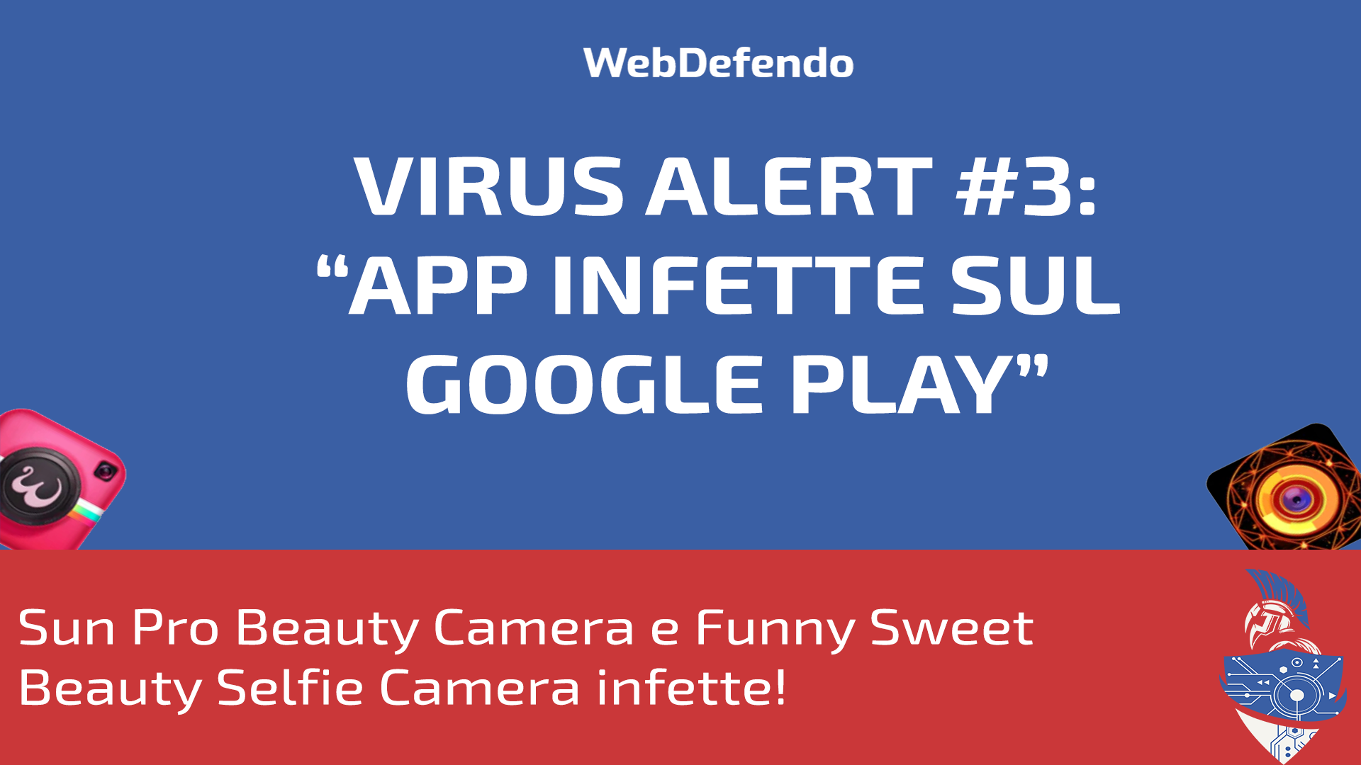 App infette sul Google Play Store